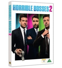 Horrible Bosses 2 - DVD