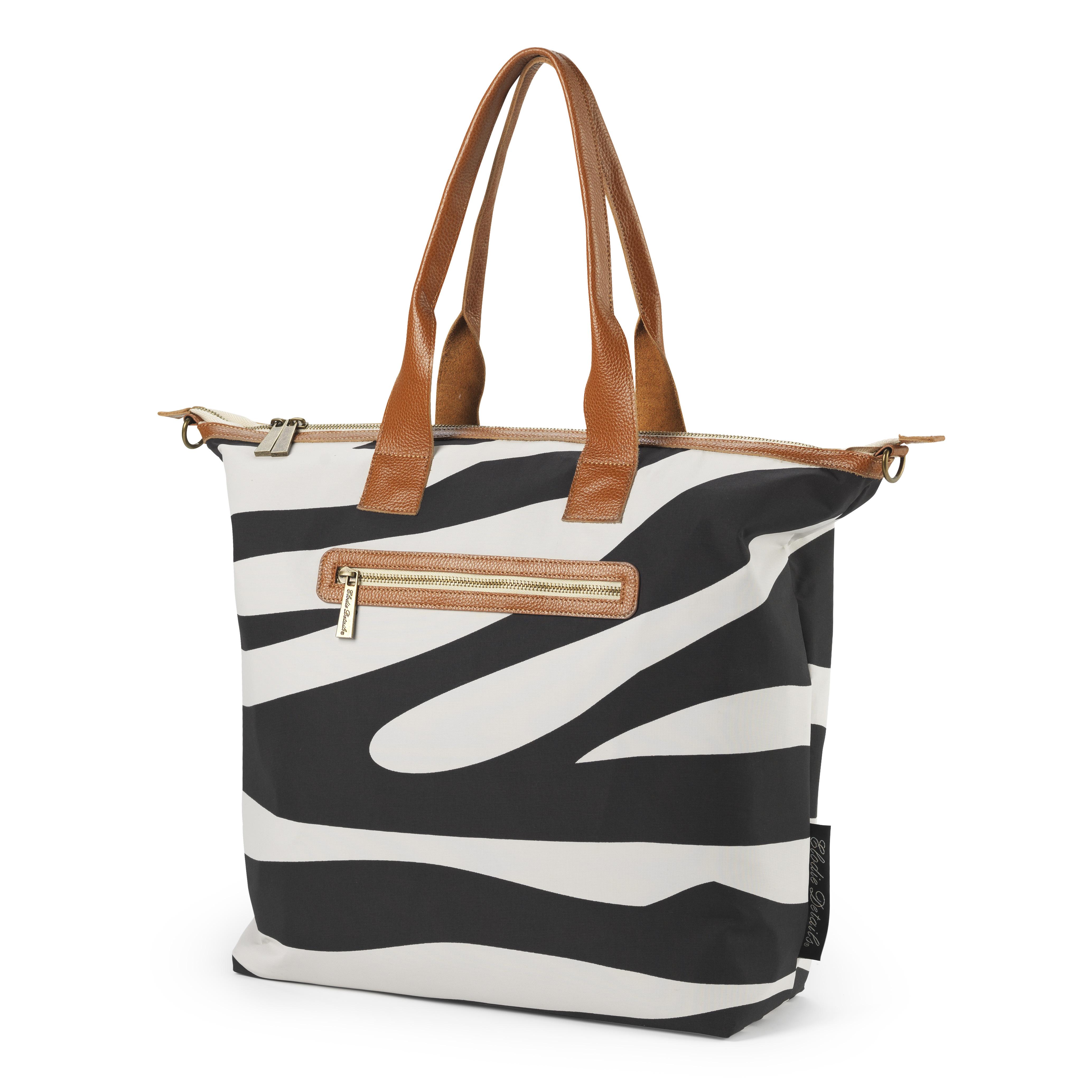Elodie Details - Changing Bag - Zebra Sunshine