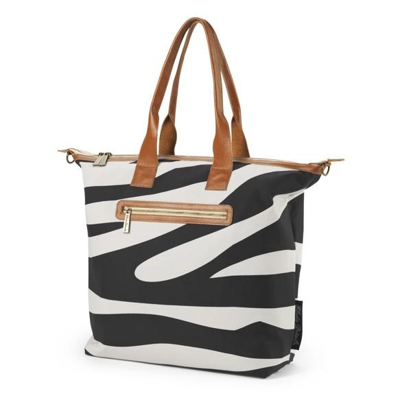 Elodie Details - Pusletaske - Zebra Sunshine