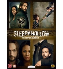 Sleepy Hollow: Seasons 1-4 - DVD
