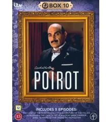 Poirot: Box 10 - DVD