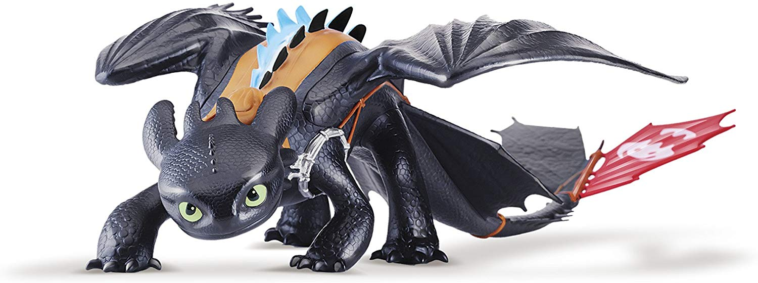 How To Train Your Dragon - Mega Toothless 58 cm (6055707)
