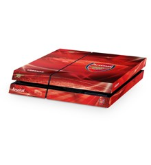 Official Arsenal FC - PlayStation 4 Console Skin