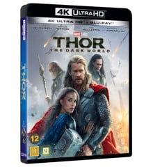 Thor The Dark World - 4K