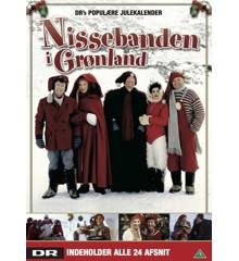 Nissebanden i Grønland (3-disc) - DVD