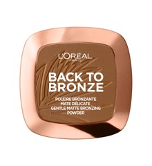 L'Oréal - Back to Bronze Matte Bronzing Powder - 01 Sunkiss