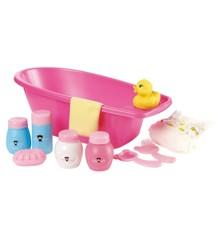 Happy Friend - Dukke Badekar med Tilbehør