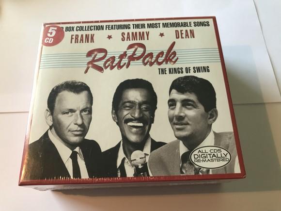 Ratpack – 5 CD