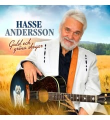 Andersson Hasse/Guld Och Gröna Skogar - CD