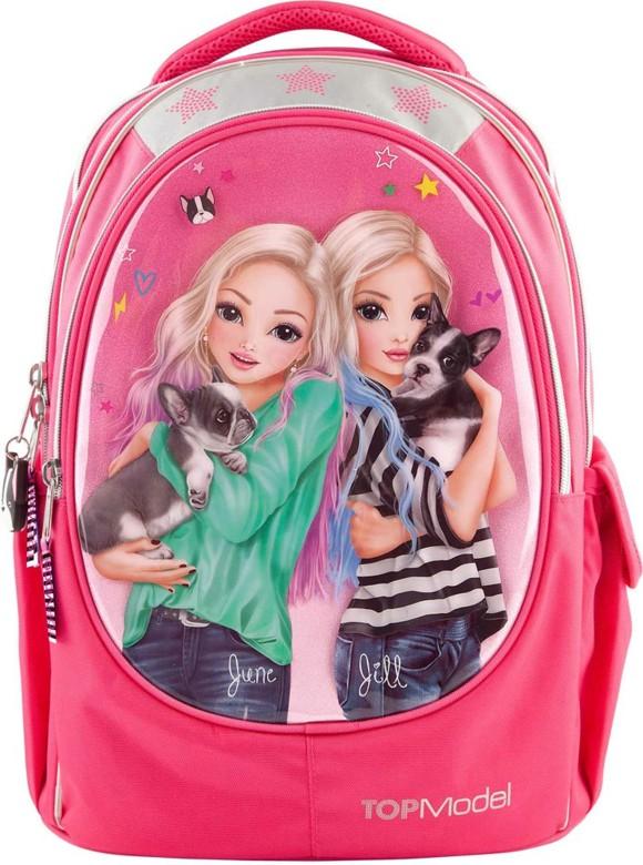 Top Model - School Bag - Friends - Pink (0410768)