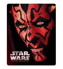 Star Wars, Episode I: The Phantom Menace - Steelbook (Blu-ray)