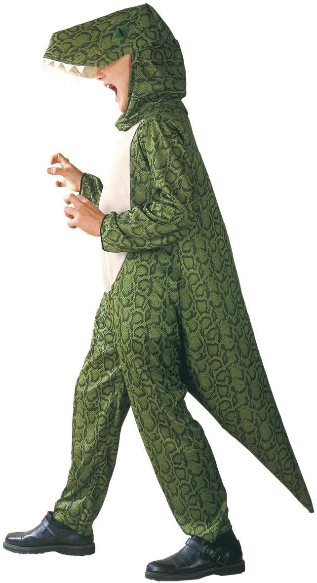 Dinosaur - Childrens Costume (Size 122-134) (94199-4)