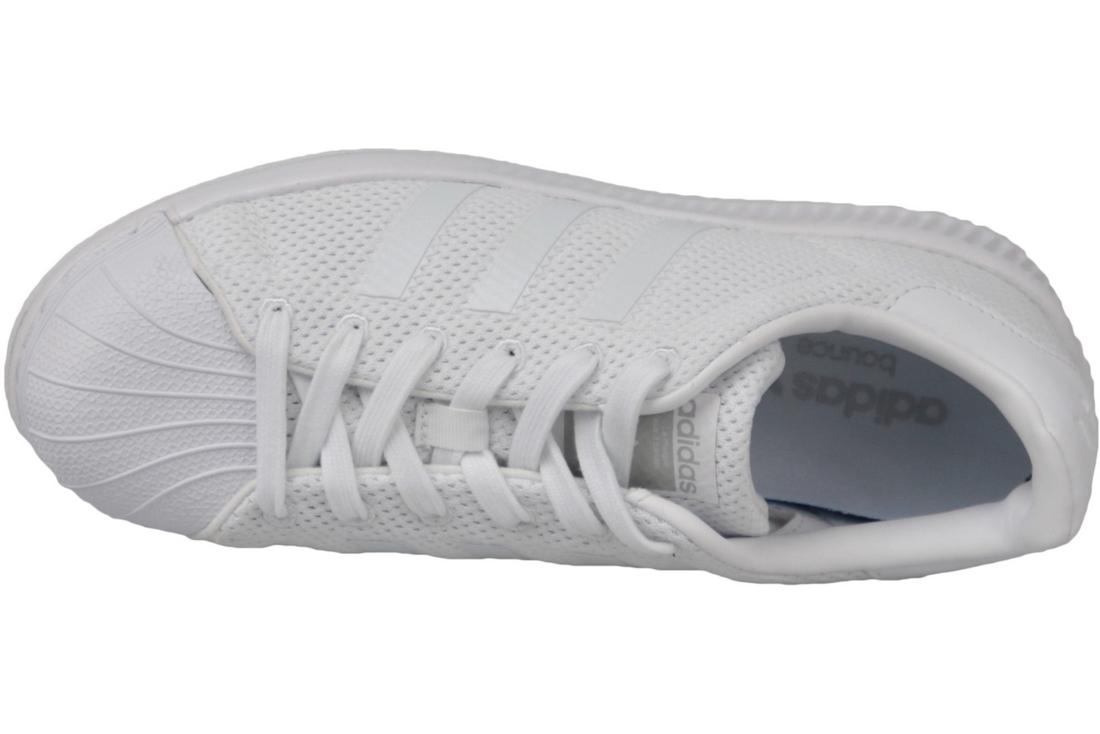 Köp Adidas Superstar Bounce BY1589, Kids, White, sports shoes