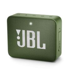 JBL - GO 2 Bluetooth Højtaler Moss Green