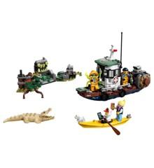 LEGO - Hidden Side - Wrecked Shrimp Boat (70419)