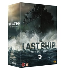 The Last Ship S1-5- DVD