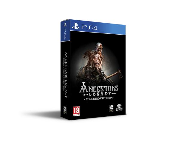 Ancestors Legacy: Conqueror's Edition