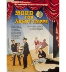 Mord for åbent tæppe - DVD