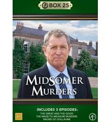 Midsomer Murders - Box 25 - DVD