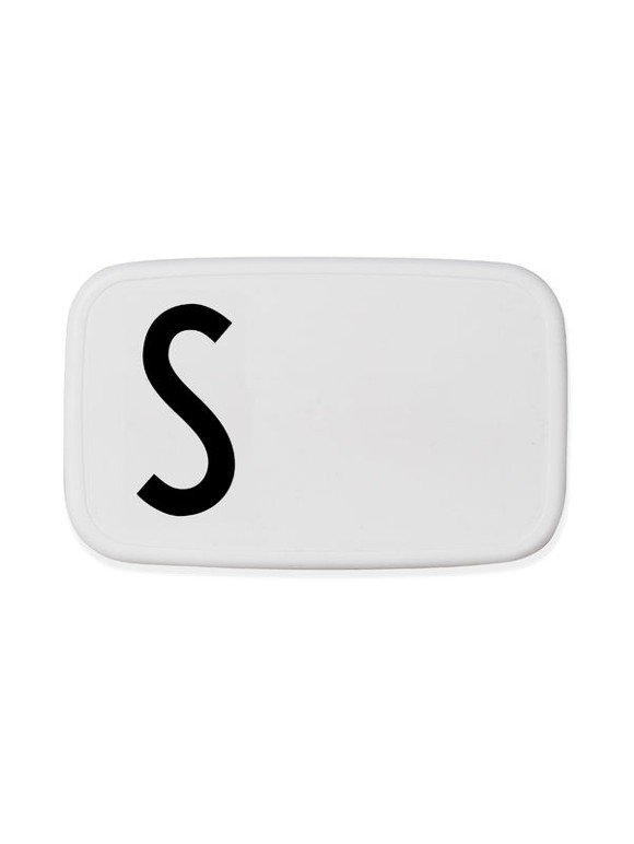Design Letters  - Personlig Madkasse - S