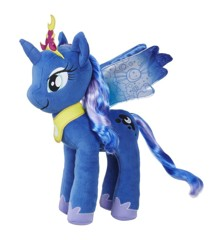 My Little Pony - Large Rooted Hair Plush - Princess Luna (E0430)