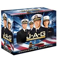 Jag Box / Interne Affærer Boks - The Complete Collection (49 disc) - DVD