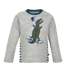 MINYMO - T-Shirt LS w. Frontprint