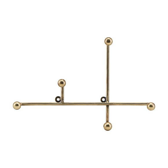 House Doctor - Prea Rack - Brass (SD0915)