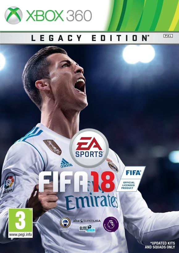FIFA 18 - Legacy Edition (Nordic)