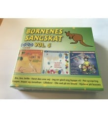 Børnenes sangskat vol 6 - 3 CD