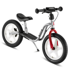 PUKY - LR 1Br Balance Bike - Silver/Red (4042)