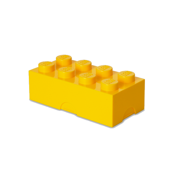 Room Copenhagen - LEGO Madkasse - Gul