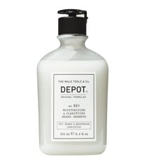 Depot - No. 501 Misturizing & Clarifying Beard Shampoo 250 ml