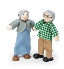 Le Toy Van - Bedsteforædre til dukkehusfamilie (LP056)