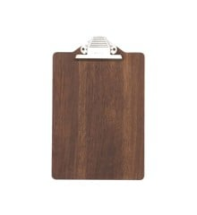 Ferm Living - Clipboard A4 - Smoke Oak (3037)