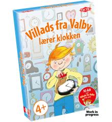 Villads fra  Valby - Lær Klokken