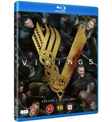 Vikings - Sæson 5 Vol.1