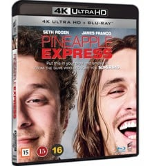Pineapple Express (4K Blu-Ray)