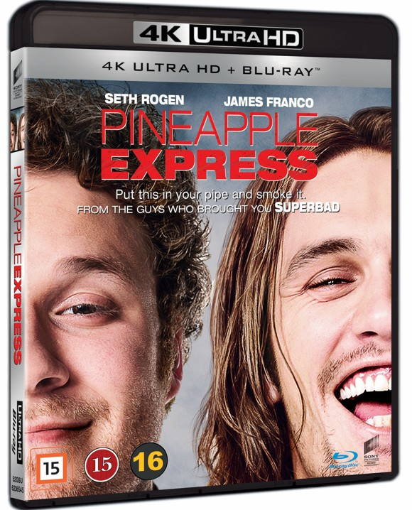 Pineapple Express (4K Blu-Ray)