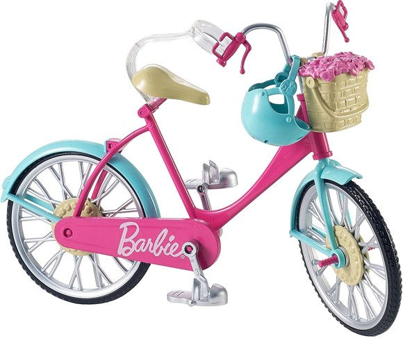 Barbie - Barbie Bike (DVX55)