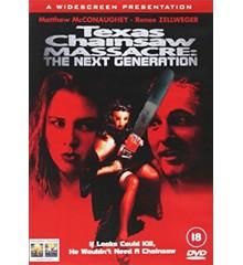 Texas Chainsaw Massacre: The Next Generation - DVD