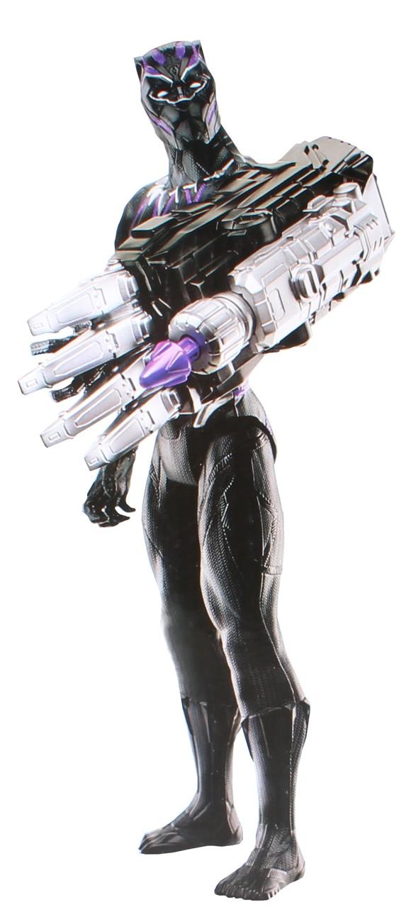 Avengers - Titan Hero Power FX 2.0 Hero - Black Panther (E3306EW0)
