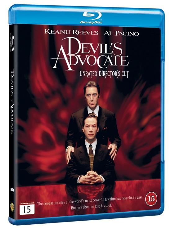 The Devil'S Advocate  Dir.Cut - Blu ray