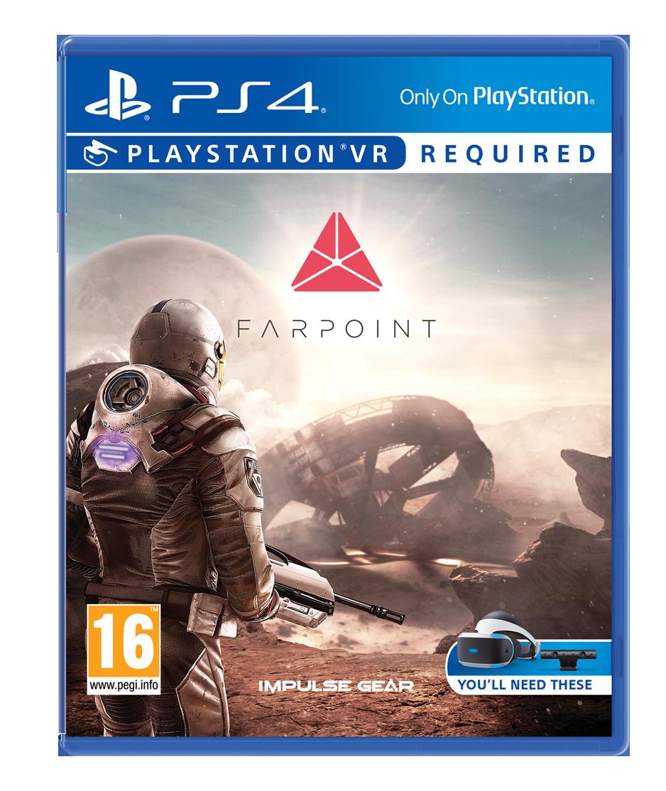 Farpoint (VR) (Nordic)