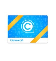 Coolshop Gavekort 900 DKK