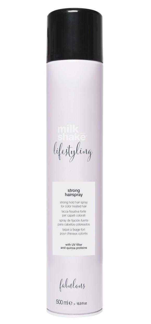 milk_shake - Lifestyling Hairspray Strong Hold 500 ml