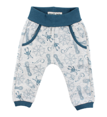 Small Rags - Pants with All Over Print