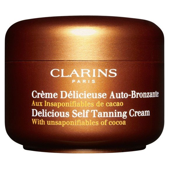 Clarins - Self Tanners Delicious Self Tanning Cream 125 ml