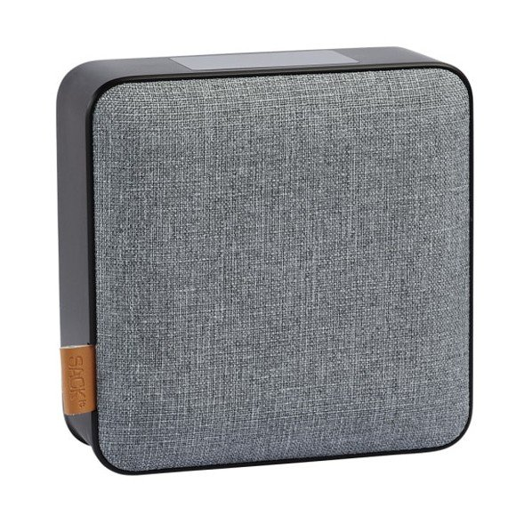 Sackit - WOOFit DAB+ Radio & Bluetooth Speaker Dusty Blue.