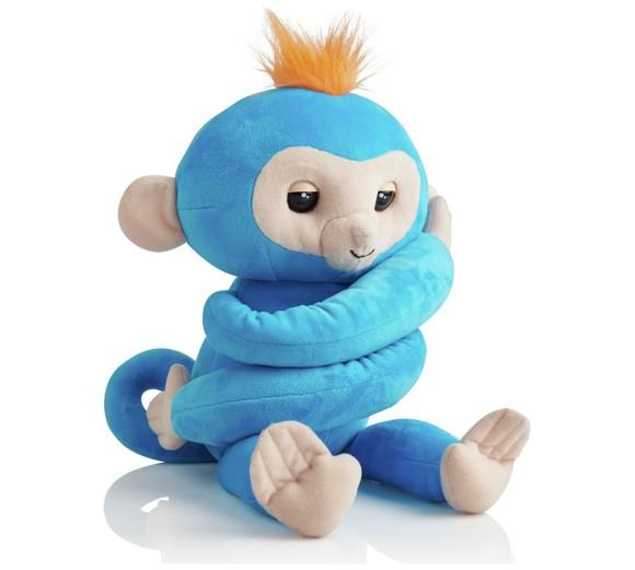 Fingerlings - Monkey Hugs, Blue